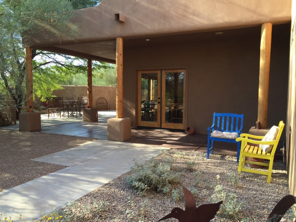 Shadow Catcher Bed and Breakfast: 9788 N Cox Rd, Casa Grande, AZ