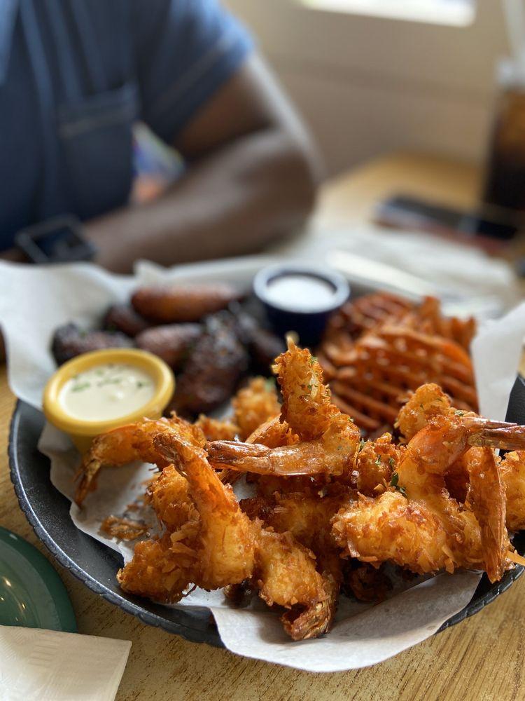 Mango Mango's Caribbean Grill & Bar: 700 A1A Beach Blvd, Saint Augustine Beach, FL