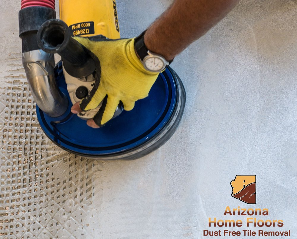 Arizona Home Floors Dust Free Tile Removal 20 Photos 27 Reviews