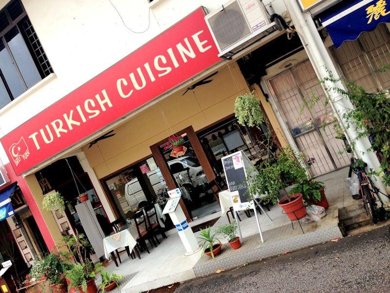 Deli Turk Turkish Cuisine Singapore