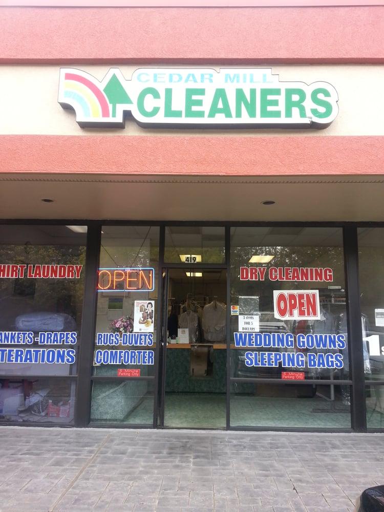 Cedar Mill Cleaners