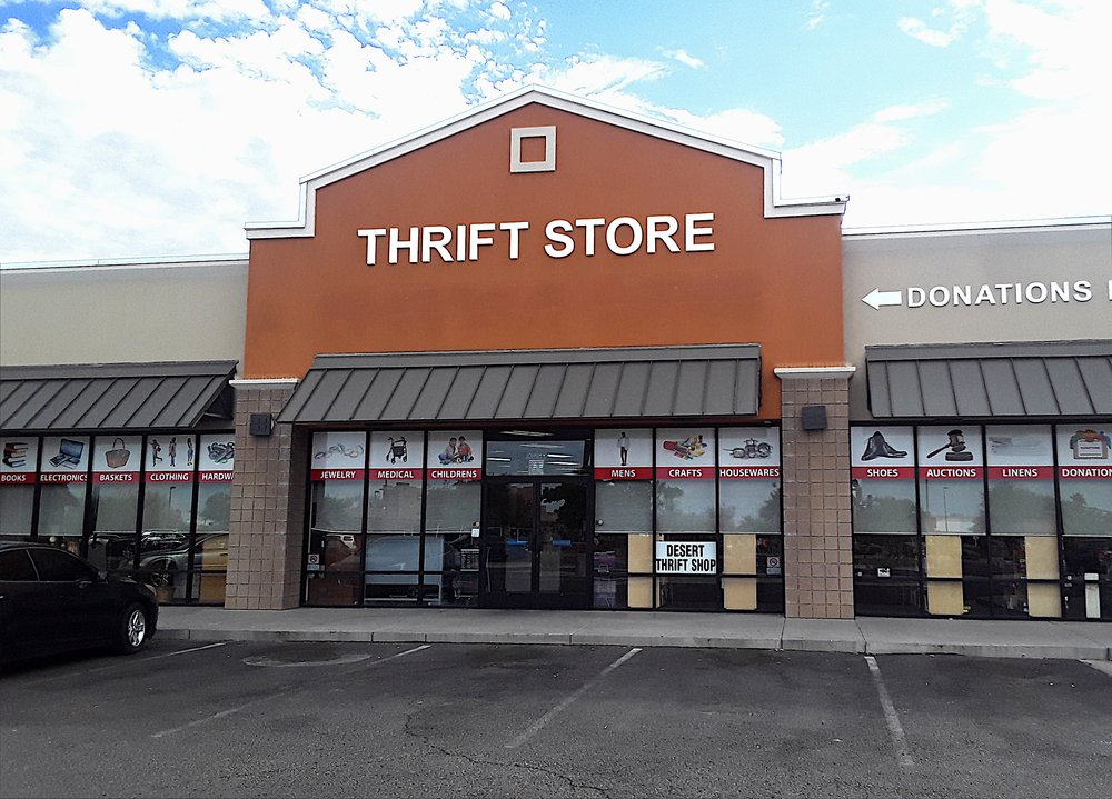 Purple Heart Desert Thrift Shop: 2540 Apache Trl, Apache Junction, AZ