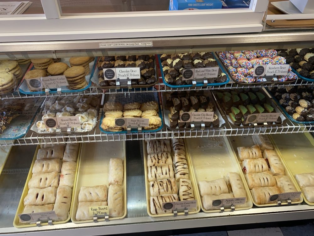 Lorenzos Frostburg Bakery: 10 S Broadway, Frostburg, MD