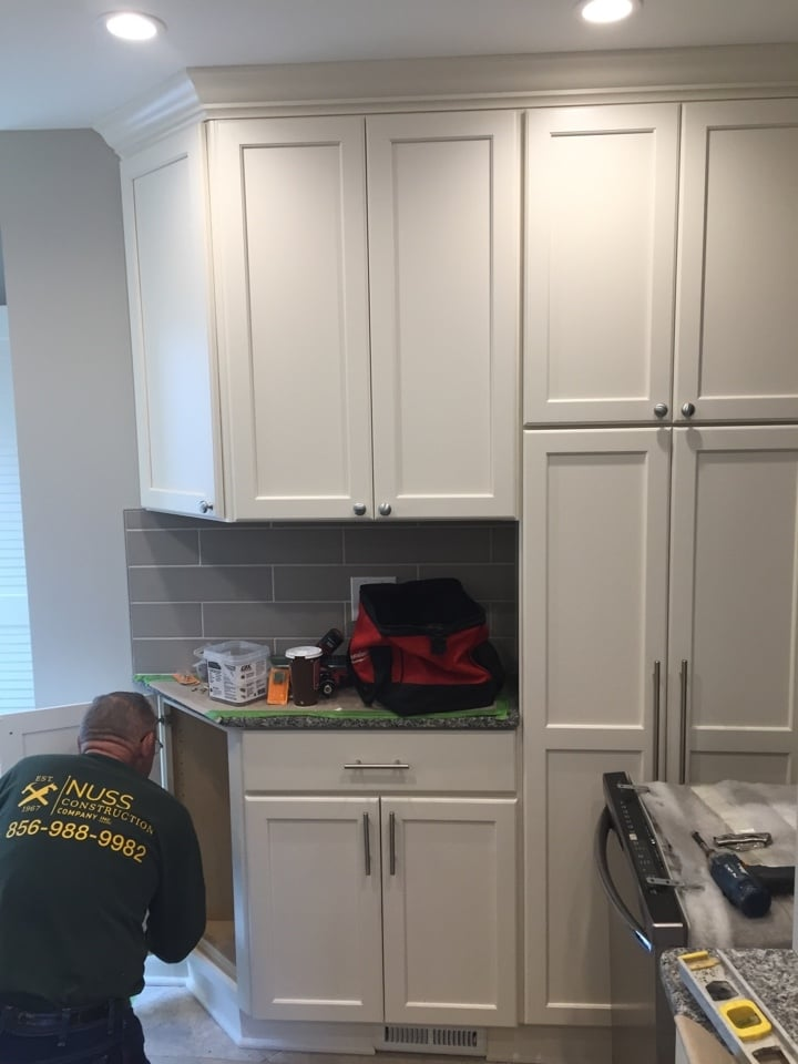 New kitchen by Nuss Construction - Yelp