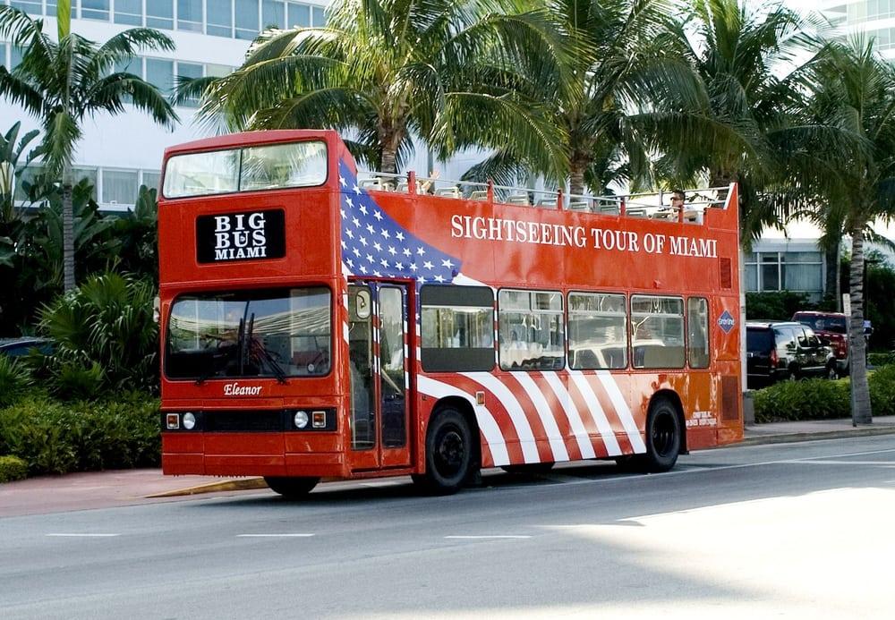 Big Bus Tours Miami