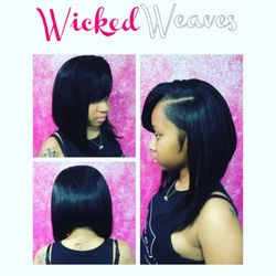 Wicked weaves dallas 33 photos hair extensions 2924 main st photo of wicked weaves dallas dallas tx united states side part and pmusecretfo Gallery