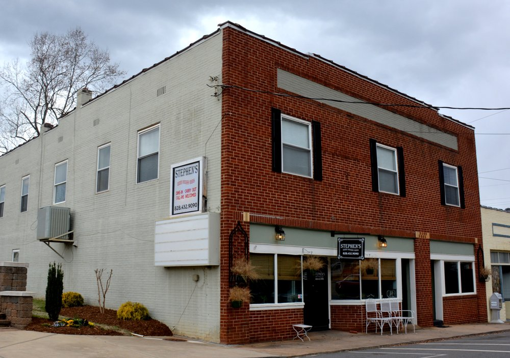 Main Street Restaurant Drexel Nc