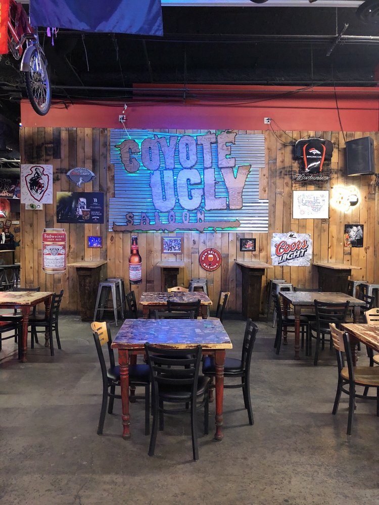 Coyote Ugly: 500 16th St, Denver, CO