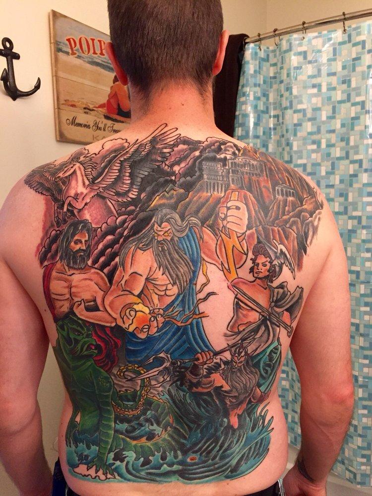 Shogun Tattoo Studio: 326 S Broadway, Salem, NH