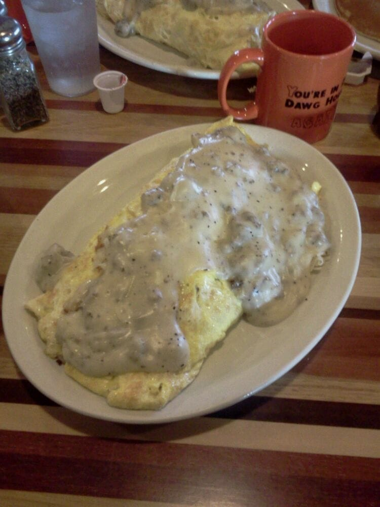 Southern Omelette - Yelp