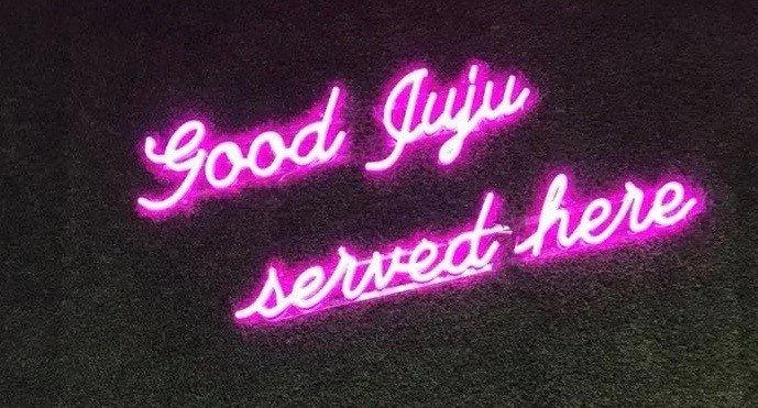 Good Juju: 13431 US Hwy 87 E, Adkins, TX