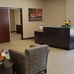 Photo Of Crider Contract Interiors   Fullerton, CA, United States.  Corporate Reception Station