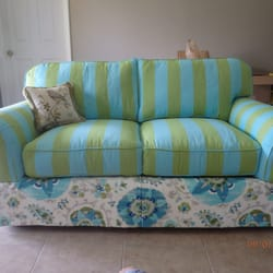 Wonderful Photo Of New Life Upholstery   Tampa, FL, United States. Look At The