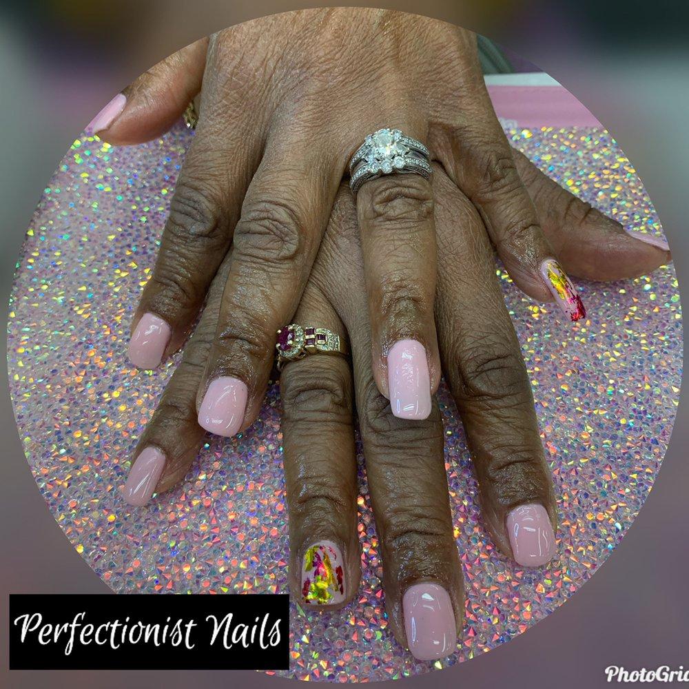 Perfectionist Nails: 21516 Main St, Matteson, IL