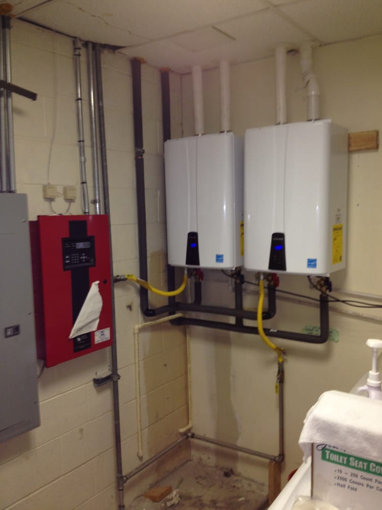 Commercial energy efficient Tankless water heaters - Yelp