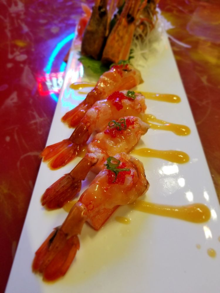I Thai Sushi Sport bars: 1228 Cleveland St, Clearwater, FL