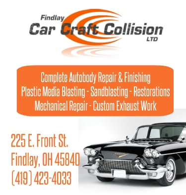 Car Craft Collision: 225 E Front St, Findlay, OH