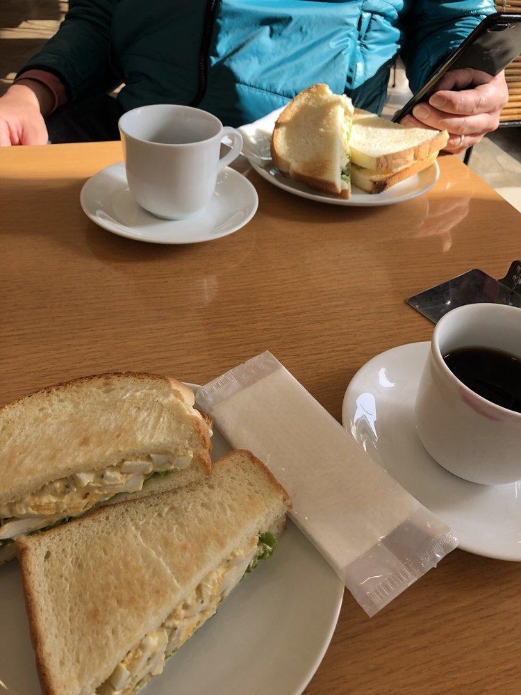 Cafe Promenade Shijo Teramachi
