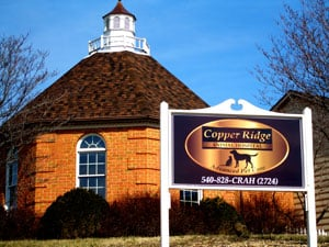 Copper Ridge Animal Hospital: 840 Dinkel Ave, Mount Crawford, VA