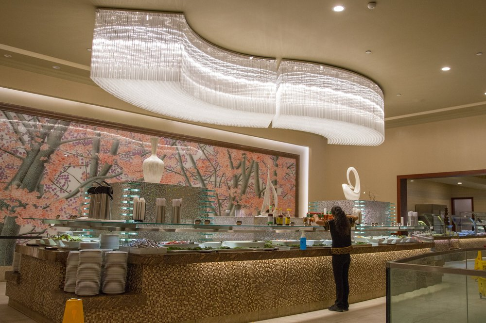 100s Seafood Grill Buffet