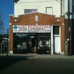 Alex Upholstering Furniture Reupholstery 3806 S Kedzie Ave Irving Park Chicago Il United