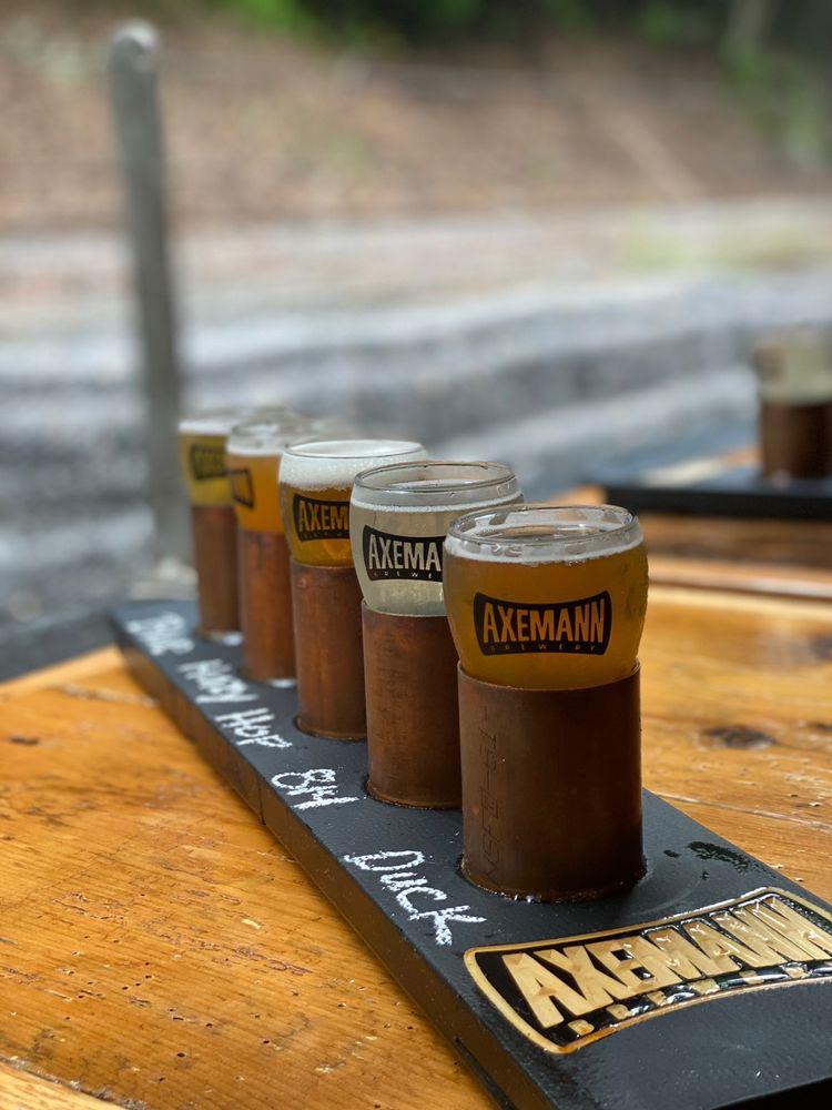 Axemann Brewery: 2042 Axemann Rd, Bellefonte, PA