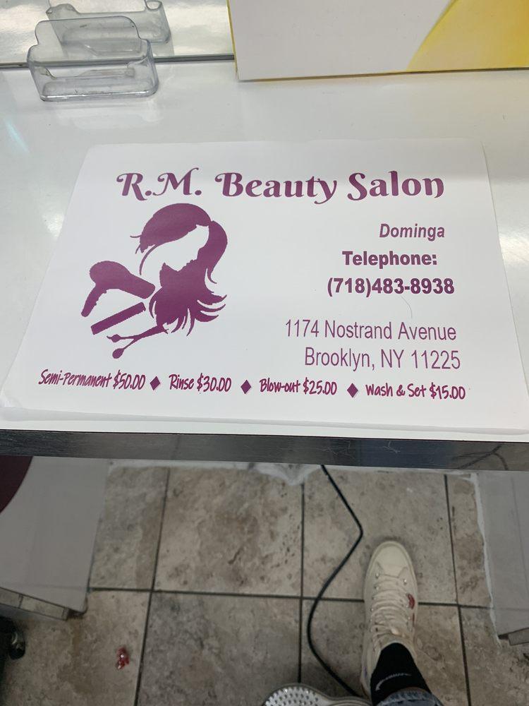 R M Beauty Salon