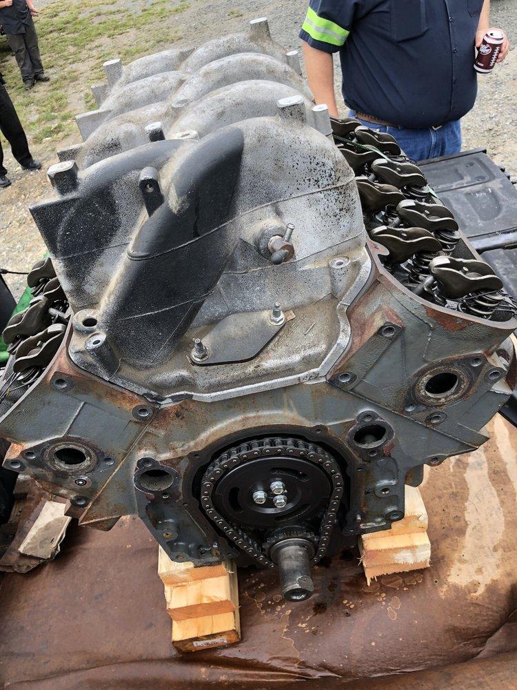 Jasper Engines & Transmissions - 815 Wernsing Rd, Jasper, IN