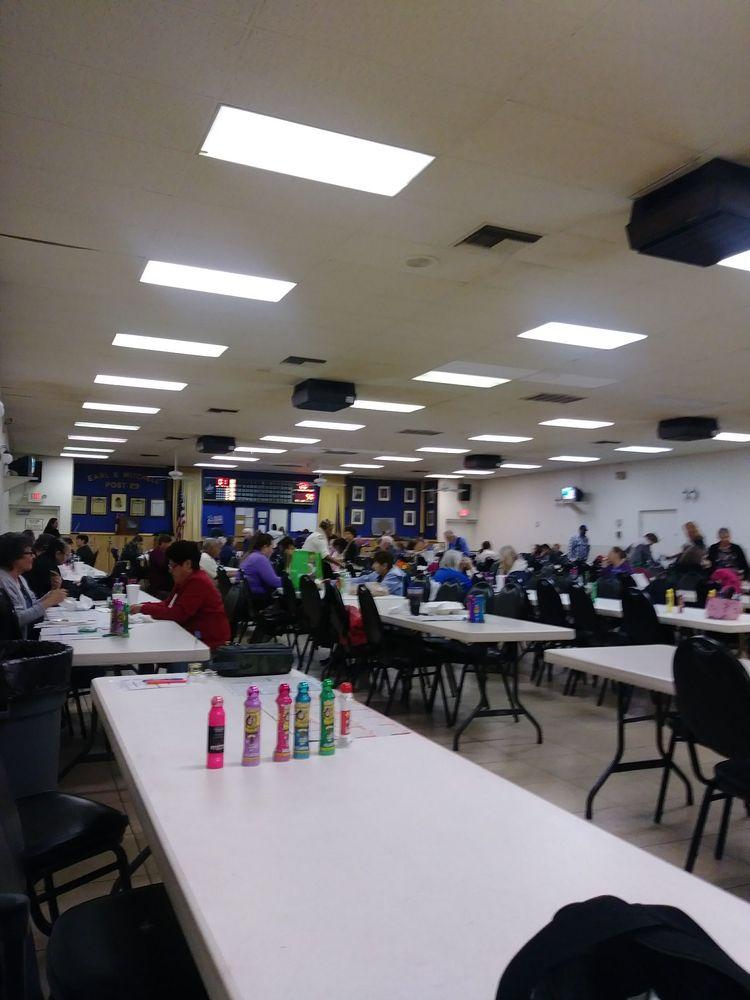 American Legion Post 29-Bingo Hall: 6821 N 58th Ave, Glendale, AZ