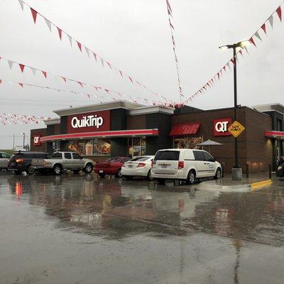 QuikTrip [4288 - 4698] N US Highway 75 Sherman, TX Gas
