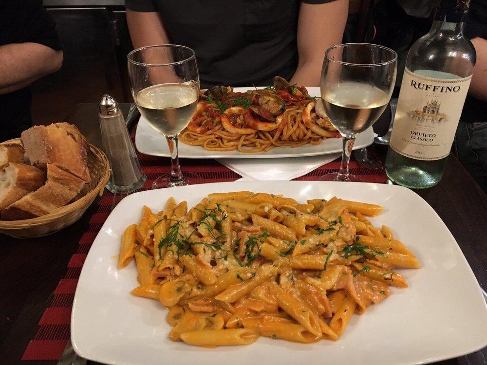 Positano Restaurant Rue Des Canettes