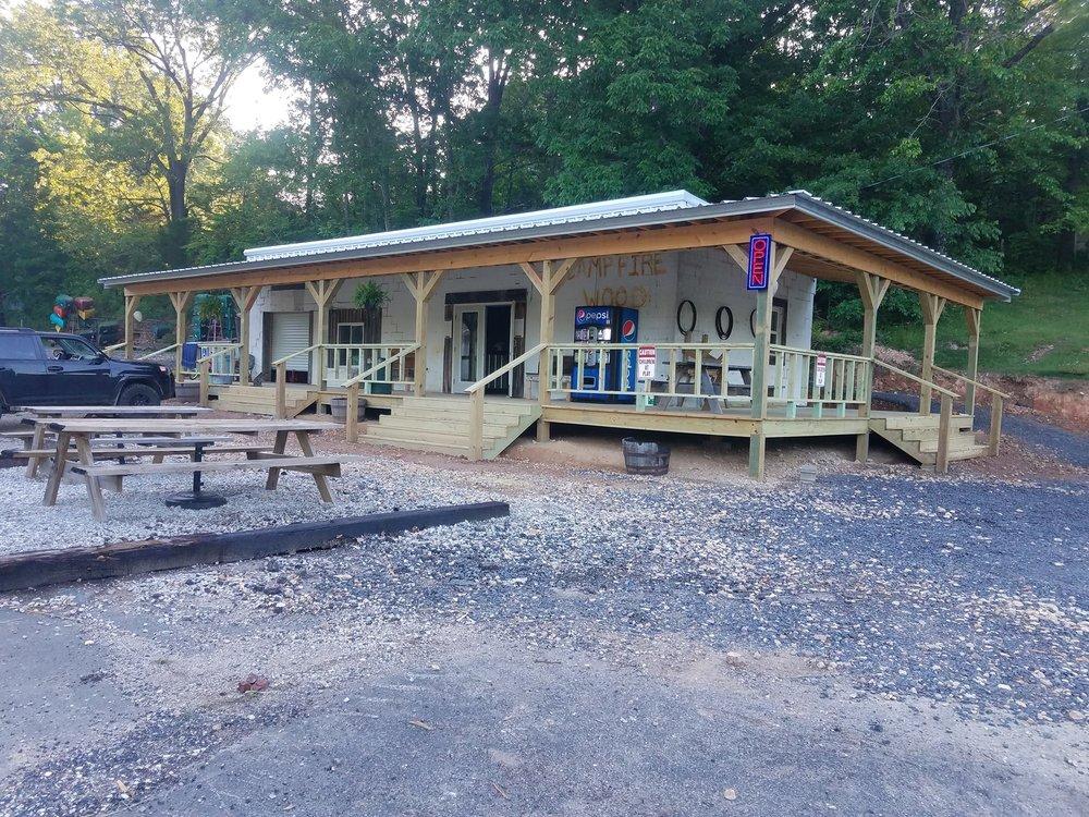 Crockett's Canoe Rental: 119 W Hwy 14, Harriet, AR