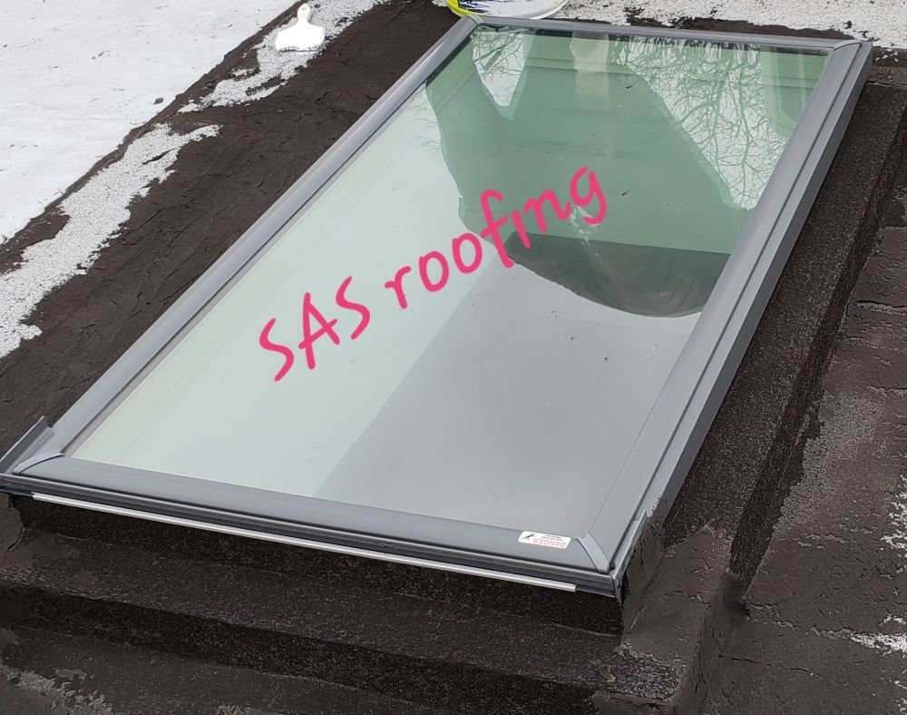 SAS Roofing & Waterproofing