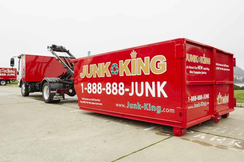 Junk King Colorado Springs: 8680 Shoup Rd, Colorado Springs, CO