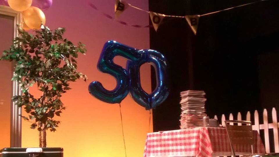 Happy 50ish