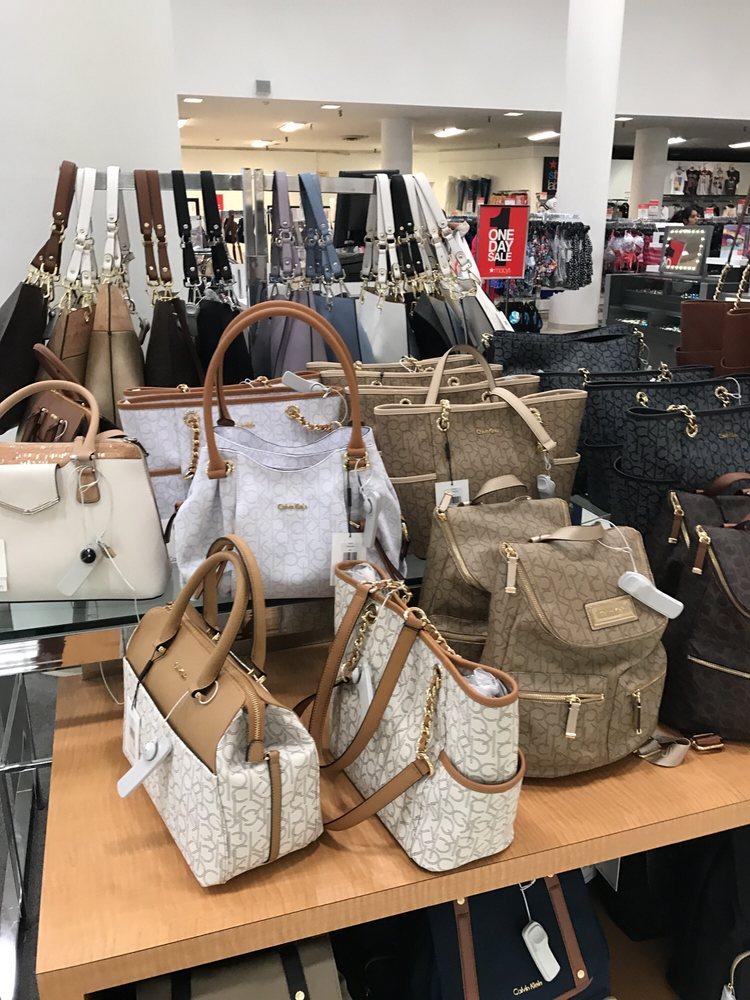 Photo of Macy's - Baldwin Hills, CA, United States. Calvin Klein purses