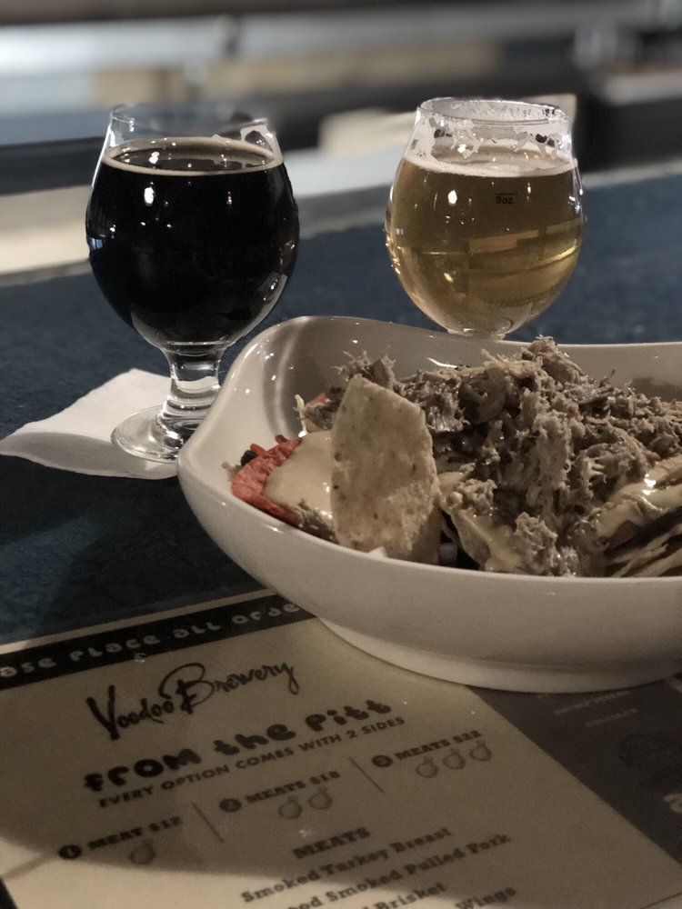 Voodoo Brewery Co.: 147B S Broad St, Grove City, PA