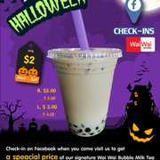 ... Photo Of WaiWai Kitchen   Dallas, TX, United States. October Halloween  Promotion (