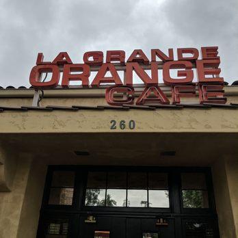 La Grande Orange Cafe Pasadena Ca Yelp