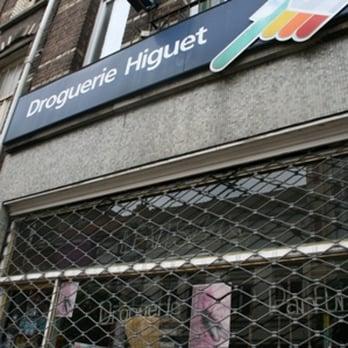 Droguerie higuet maison jardin rue willems 52 54 for Jardin 54 rue de fecamp