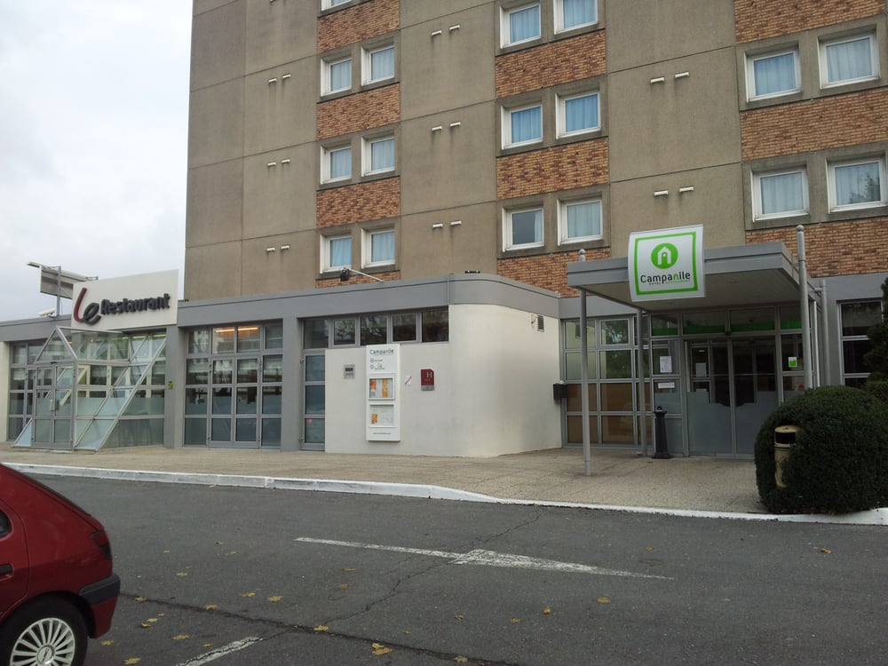 Campanile Hôtel et Restaurant - Bobigny