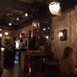 La Chambre Noire Tapas Bars 82 Rue De La Folie Mericourt