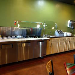 Photo Of Grill Junkies   Delafield, WI, United States. Toppings Bar!