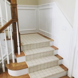 Photo Of Custom Stair Runners Bohemia Ny United States Simple Soft Tones