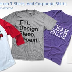 Custom t shirts ottawa 13 photos screen printing for Personalized t shirts canada