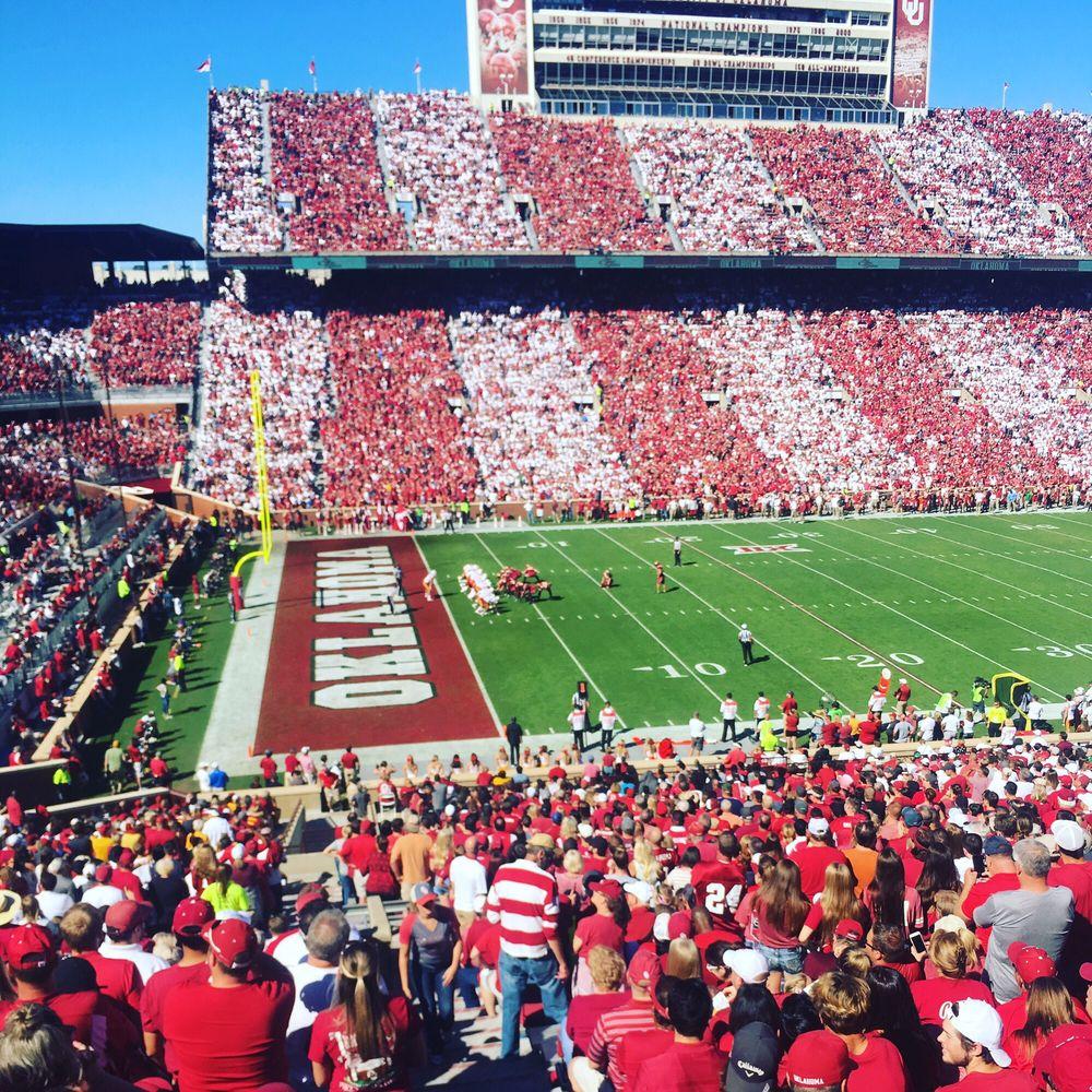 Oklahoma Sooners Stadium