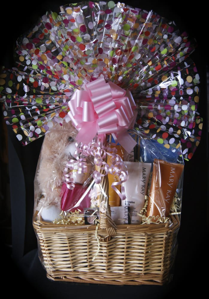 Mary kay sunscreen gift basket yelp photo of barbers gift baskets wellington fl united states mary kay sunscreen negle