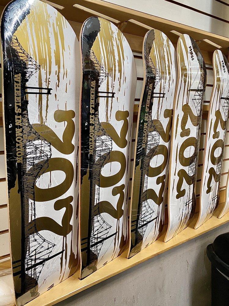 Wheels In Motion Skate and Bike Shop: 735 1st St, Benicia, CA