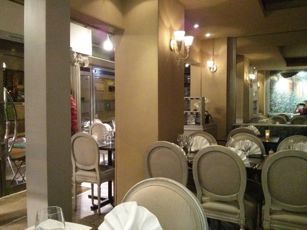 La salle manger restauranger 24 boulevard pasteur for Salle a manger yelp