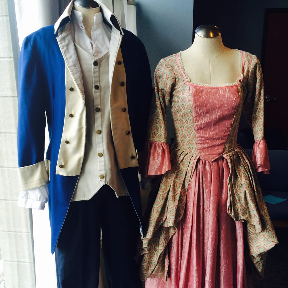 Photo of Little Shop of Rentals - Spokane WA United States. Hamilton and & Hamilton and Eliza/Colonial costumes $50 each (Womenu0027s size small ...